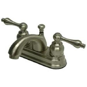 Kingston Bathroom Sink Faucet Satin Nickel KB2608AL