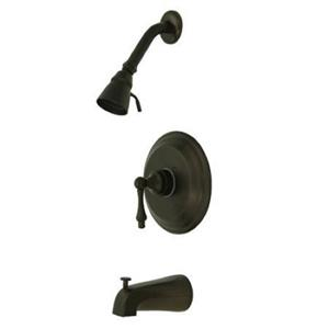 Tub & Shower Diverter Faucet Oil Rubbed Bronze KB3635AL