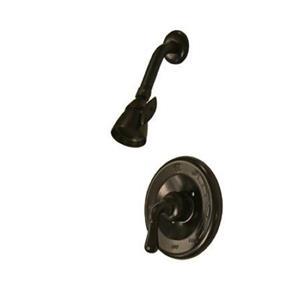 Shower Faucet Oil Rubbed Bronze Kingston KB8635FLSO