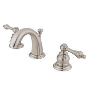 Kingston Bathroom Faucet Satin Nickel KB918AL