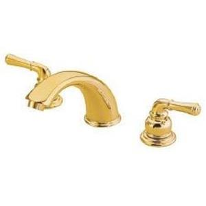 Kingston Brass KB962 Magellan Widespread Faucet - Polished Brass