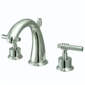 Kingston Bathroom Sink Faucet Polished Chrome KS2961Ml