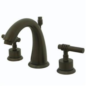 Kingston Bathroom Faucet Oil Rubbed Bronze KS2965Ml