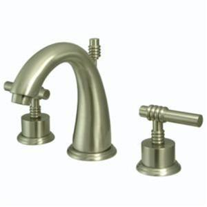 Kingston Bathroom Sink Faucet Satin Nickel KS2968Ml
