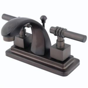 Kingston Bathroom Faucet Oil Rubbed Bronze KS4645Ql