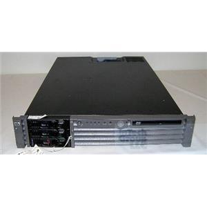 HP A9954AR RP3410 PA8900 800MHZ RACKMOUNT SERVER