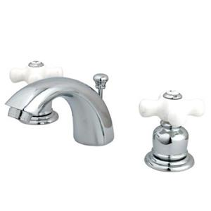 Kingston Bathroom Sink Faucet Polished Chrome KB951PX