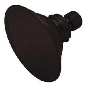 Kingston Brass Model# P10ORB Victorian Brass Shower Head - Oil Rubbed Bronze