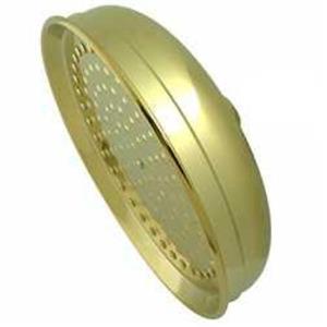 "Kingston Brass Model# K125A2 Victorian 10"" Diameter Rain Drop Shower Head - PVD Polished Brass"