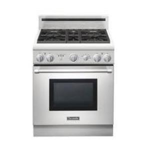 """THERMADOR30"""" 4 Sealed Star Burners PRO-STYLE DUEL-FUEL RANGE PRD304GHU"""