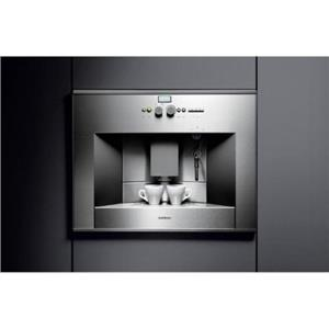 "NIB Gaggenau Thermador 24"" SS Fully Automatic Built-In Coffee Machine CM210710"