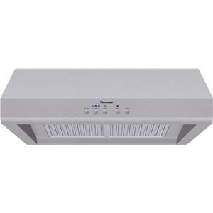 """Thermador Professional Series 30"""" 600 CFM Pro-Style Canopy Wall Hood HPWB30FS"""