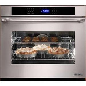 "Dacor Renaissance 30"" 4.8 cu. ft Single SS Electric Convection Wall Oven RO130S"