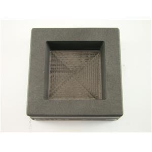 20 oz Gold 10 oz Silver Bar High Density Graphite Square Slab Mold Copper