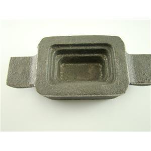 5oz & 10oz Multi-Layer Gold Mold Combo Cast Iron-Bar -Copper - Aluminum-Silver