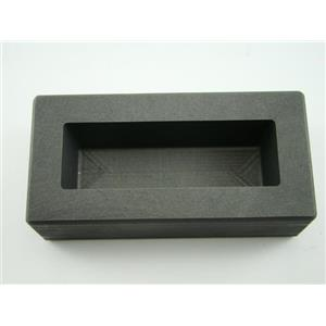 20 oz KitKat Gold Bar High Density Graphite Ingot Mold 10oz Silver - Copper