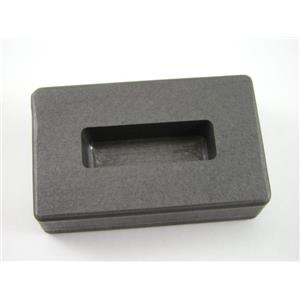 1 oz KitKat Gold Bar High Density Graphite Ingot Mold .5 oz Silver / Copper