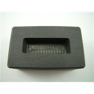 2 oz Gold High Density Graphite Ingot Mold 1 oz Silver KitKat Bar