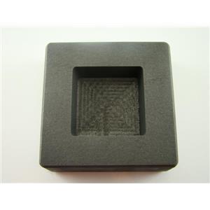 5 oz Gold 3oz Silver Bar High Density Graphite Square Slab Mold Loaf Copper