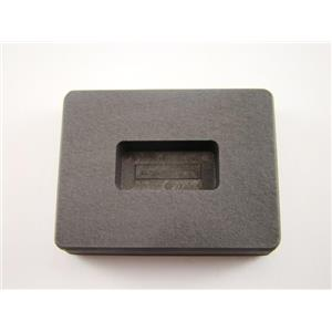 20 Gram Gold Bar High Density Graphite Ingot Mold Loaf Copper-10 Gram Silver Bar