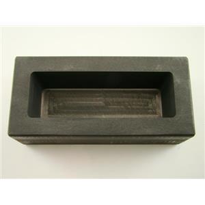 50 oz Gold KitKat Bar Mold 30 oz Silver High Density Graphite Loaf Scrap (B67)