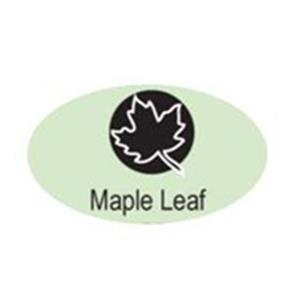 """""""Maple Leaf"""" 3/16""""-5mm-Stamp-Metal-Hardened Steel-Gold&Silver Bars Canada"""