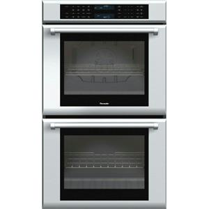 "Thermador 30"" 13 Cooking Modes Double Electric Wall Oven Stainless ME302JP"