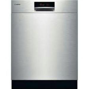 "Bosch 800 24"" 39dBA 5 Options Plus Semi-Integrated Dishwasher SHE9PT55UC Image (7)"
