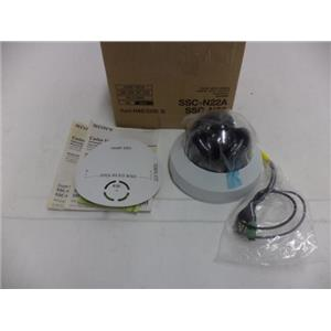 Sony SSC-N22A Analog Color Mini Dome Camera SSCN22A