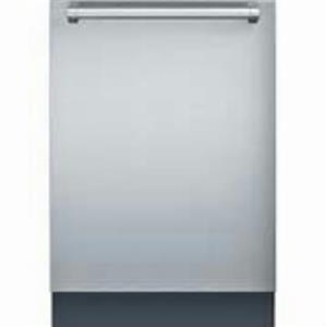 "Thermador Emerald Series 24"" SS 48 dBA Fully Integrated Dishwasher DWHD440MFP"