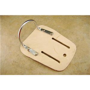 Sm Leather Gold Miner's Rock Pick Hammer Holder-Gold-Metal Detector-Construction