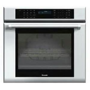 """Thermador Masterpiece 30"""" 4.7 Single SS Electric Convection Wall Oven MED301JP"""