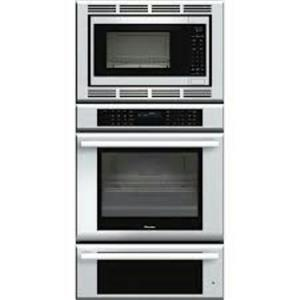 """Thermador Masterpiece 30"""" 13 Modes Triple Combination Wall Oven SS MEDMCW31JS"""