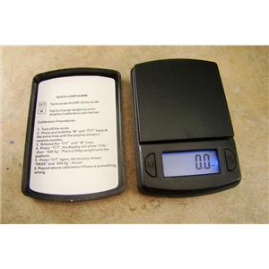 Mini Digital Pocket Scale-Gold-Silver-Gram-OZT-DWT-OZ-Troy Ounce-Black-AAA-