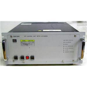 BOC Edwards Seiko Seiki STP-H1000C SCU-H1000C Turbomolecular Pump Control 240V