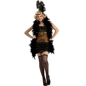 Charleston Honey Adult Flapper Roaring 20s Costume