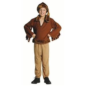RG Costumes Frontier Boy Child Costume Size Small Davy Crockett Boone