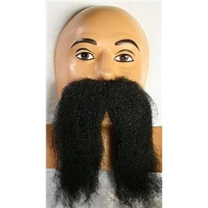 Self Adhesive Large Black Walrus Mustache Disguise