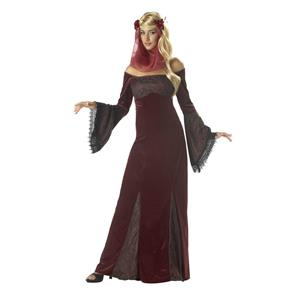 Renaissance Maiden Adult Costume X-Large 12-14