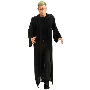 Men's Classic Priest Movie Adult Costume Hooded Robe