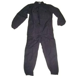 East German Army Issued Button Closure Front Coveralls Used Overalls Myers