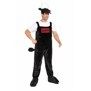Horny Bull Adult Costume