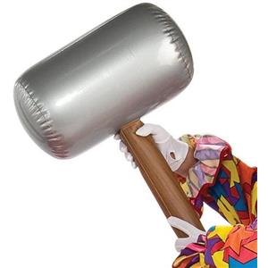 Inflatable Mallet Costume Accessory