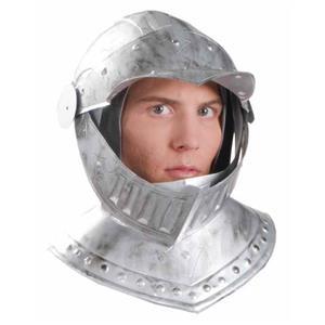 Adult Plastic Knight Helmet
