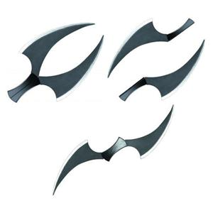 Shadow Ninjas: 3 in 1 Fighting Knives Costume Accessory