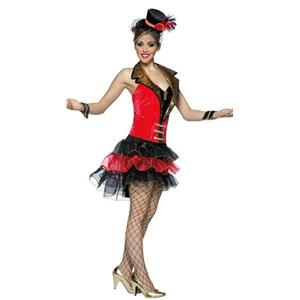 Big Top Diva Circus Ringmaster Sexy Adult Costume