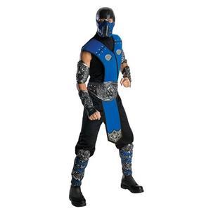 Mortal Kombat: Sub-Zero Adult Costume