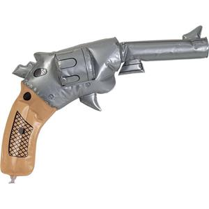 Oversized Inflatable Revolver Costume Prop Accessory
