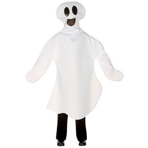 Spooky Ghost Child Costume Size 7-10