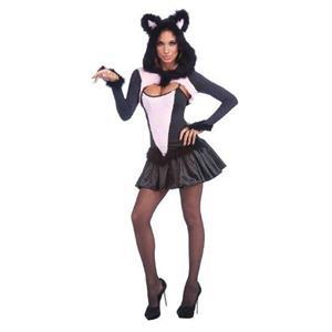 Sopisticat Sexy Cat Adult Costume